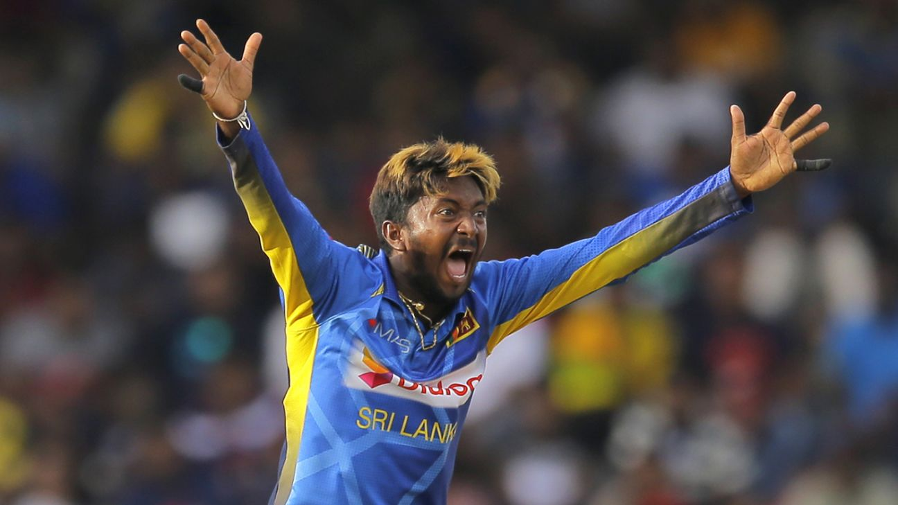 Sri Lanka's Spinner Akila Dananjaya cleared to bowl in international cricket 'He was banned for a year in 2019