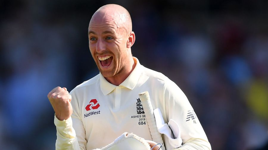 Jack Leach - Getty Images