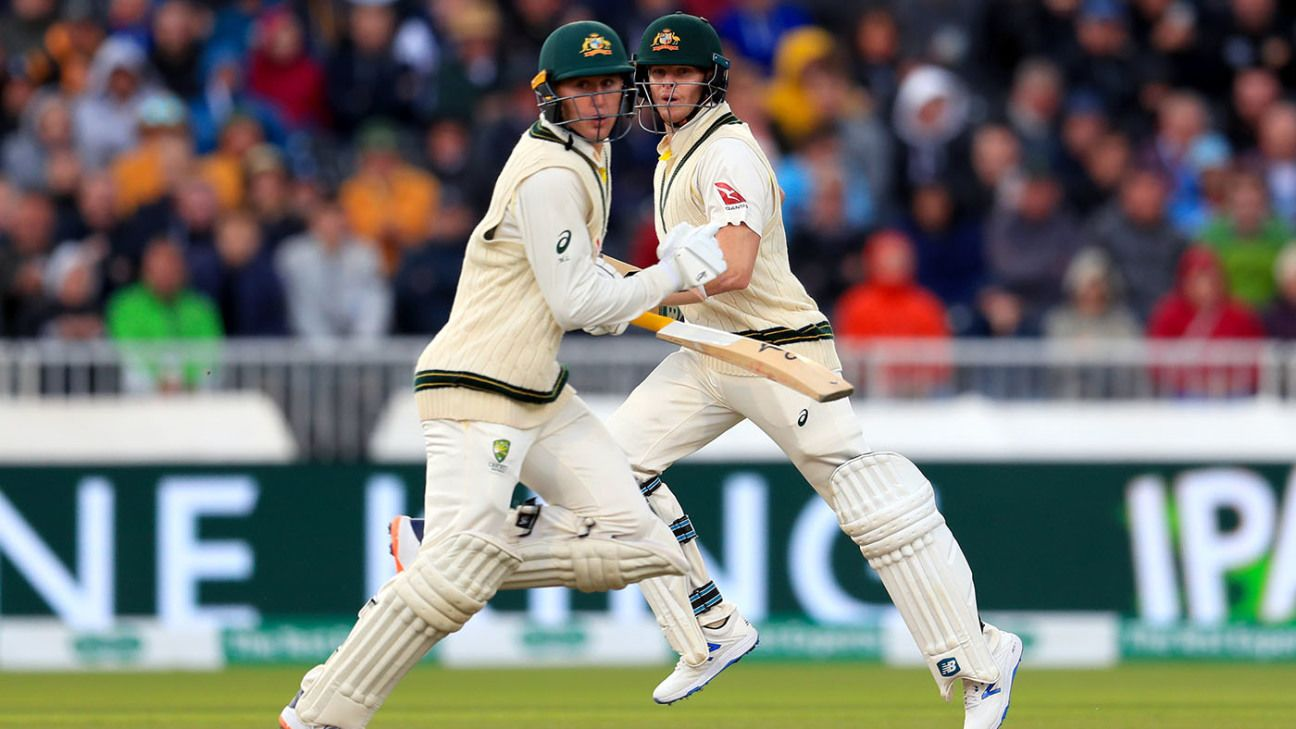 Steven Smith Marnus Labuschagne Together At Last