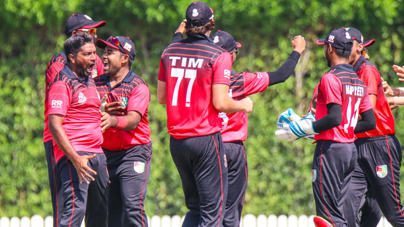 Singapore promoted to global qualifier for 2022 T20 World Cup