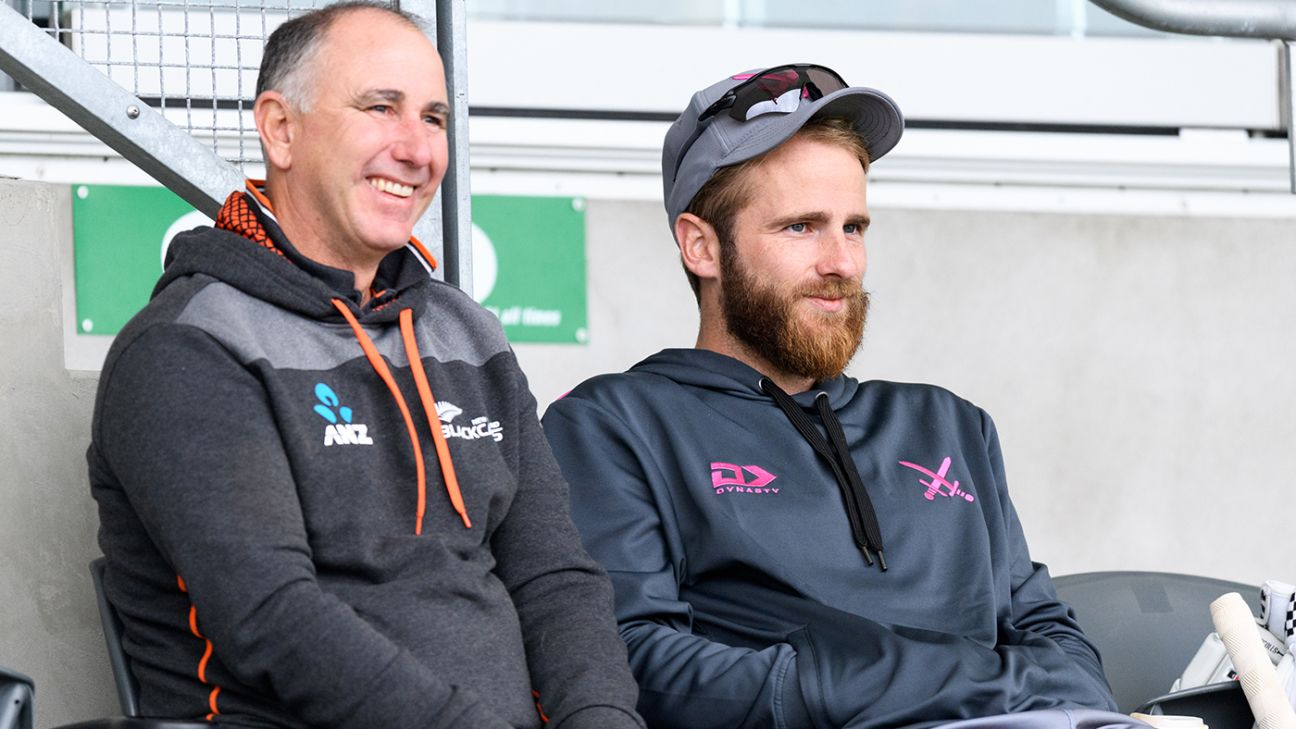 Kane Williamson to miss T20Is against England through injury