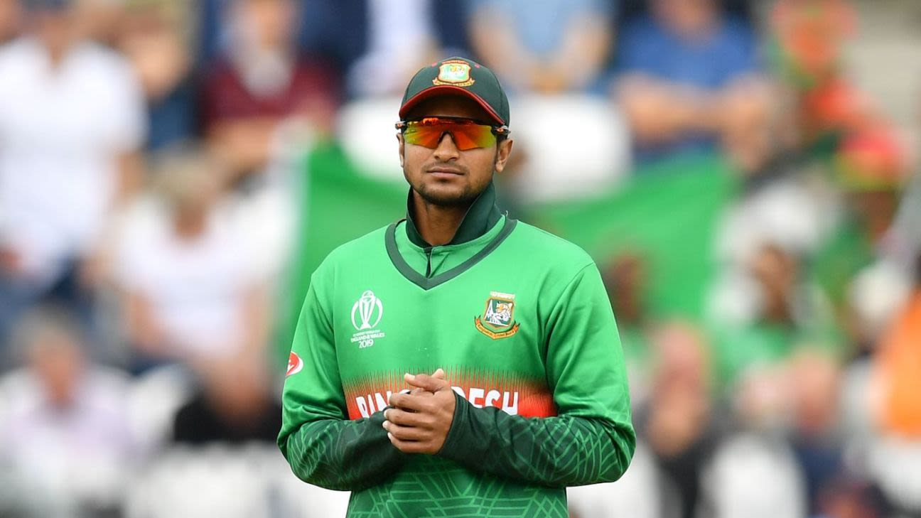 Shakib Al Hasan - 'Corona and my suspension have taught me to think  differently about my life'