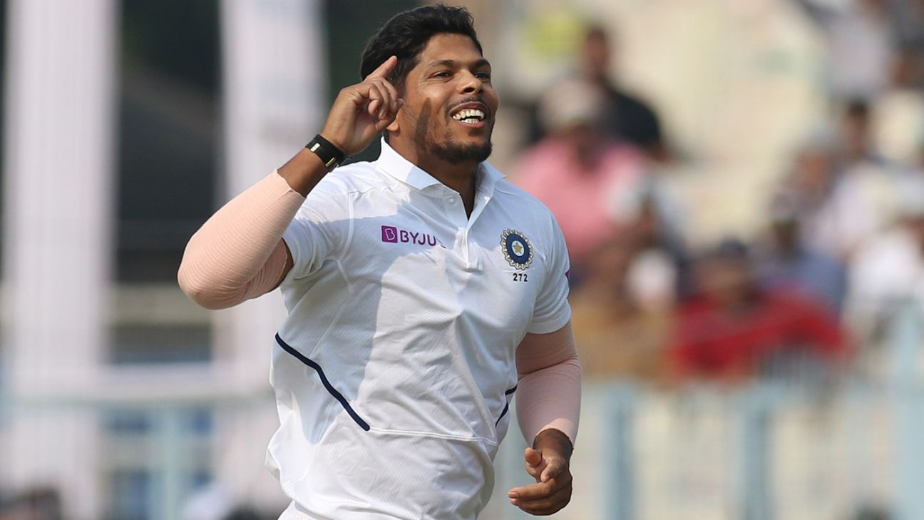 Home-Test specialist Umesh Yadav carves out his own niche - ESPNcricinfo