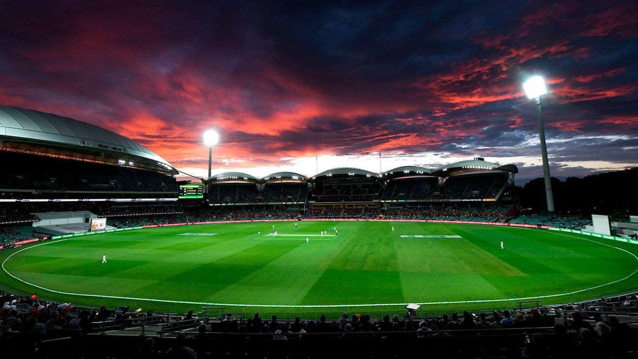 Adelaide to host India for pink-ball Test in December