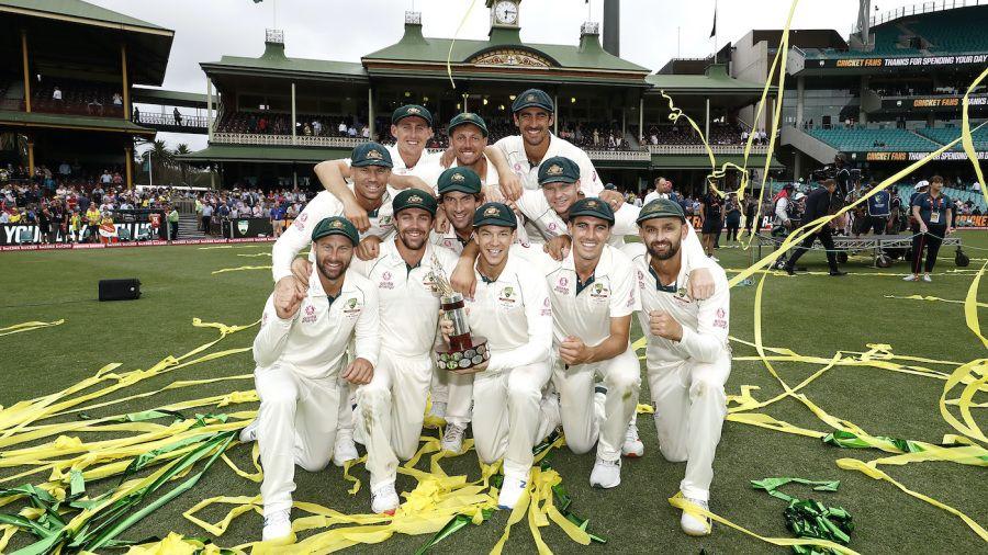Recent Match Report Australia Vs New Zealand 3rd Test 2019 2021 Espncricinfo Com