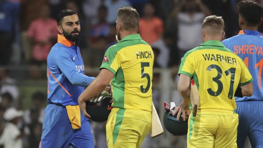 Match Preview India Vs Australia Australia Tour Of India 2020 2nd Odi Espncricinfo Com