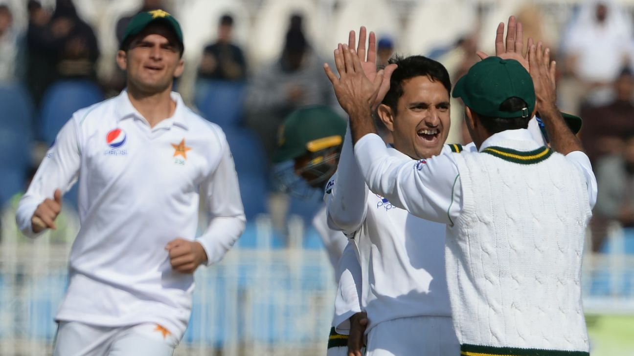 PCB announces Test squad for West Indies series