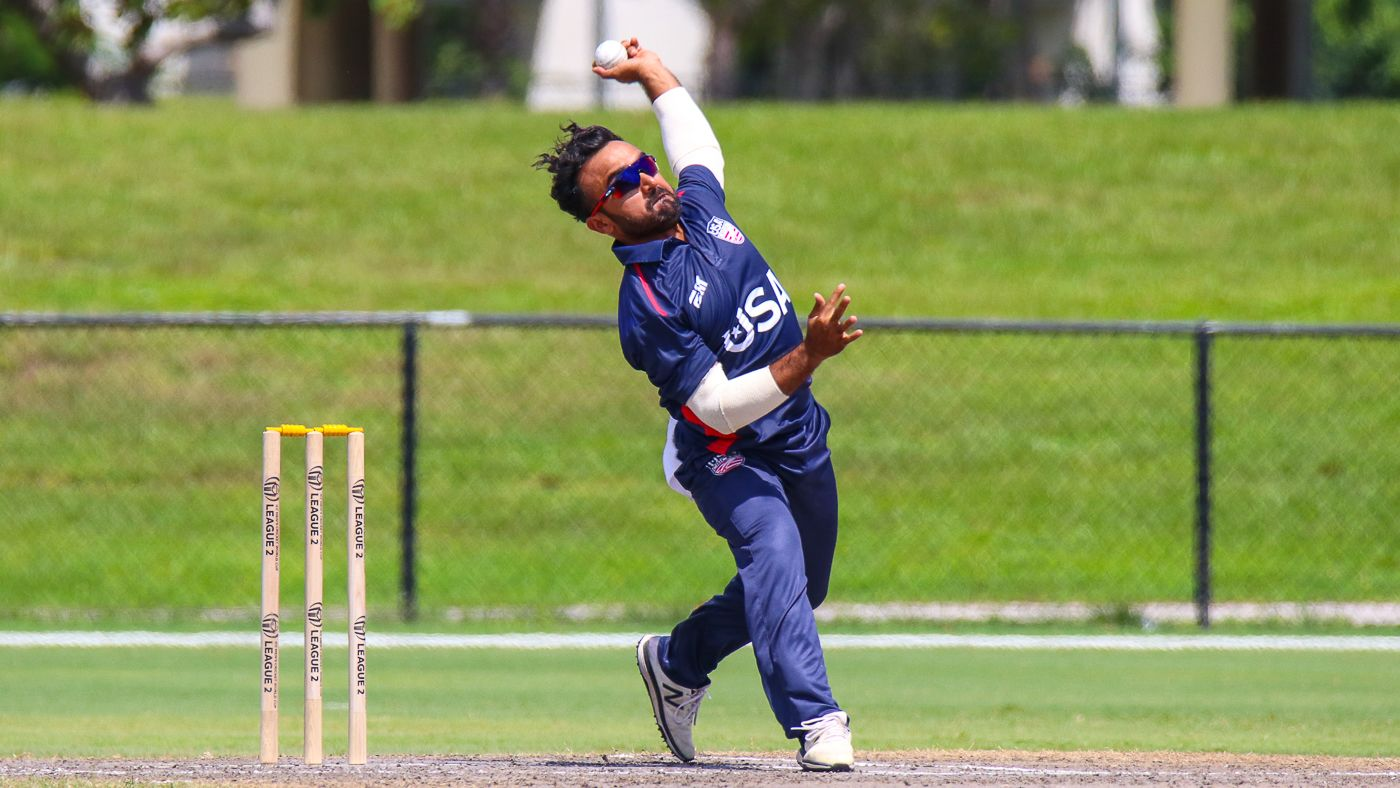 USA's Nisarg Patel cleared to bowl again by ICC - ESPNcricinfo