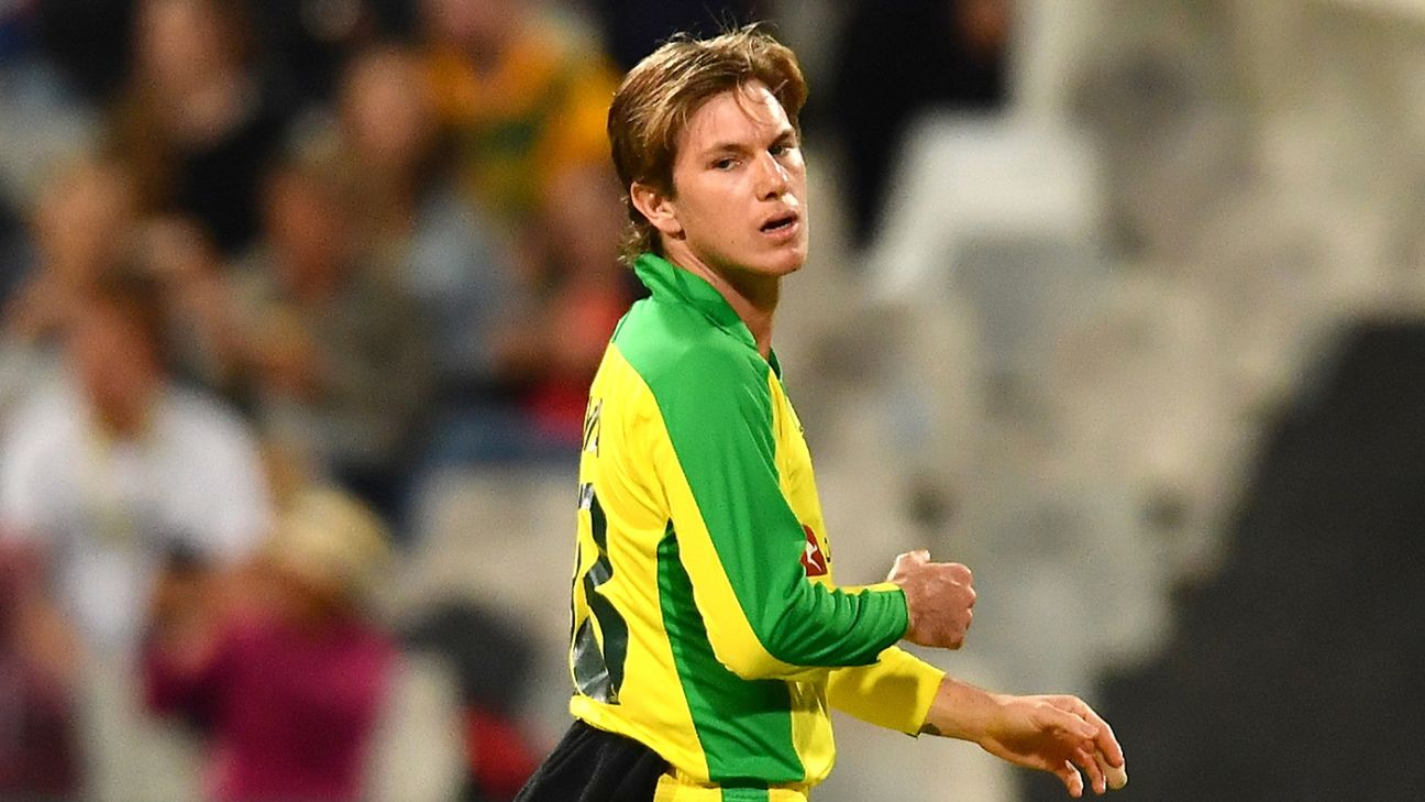 Even now I don't feel comfortable with international cricket - Adam Zampa