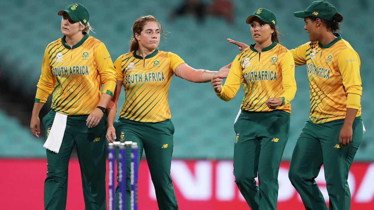 South Africa Women set to eschew racial equality gesture for Pakistan series