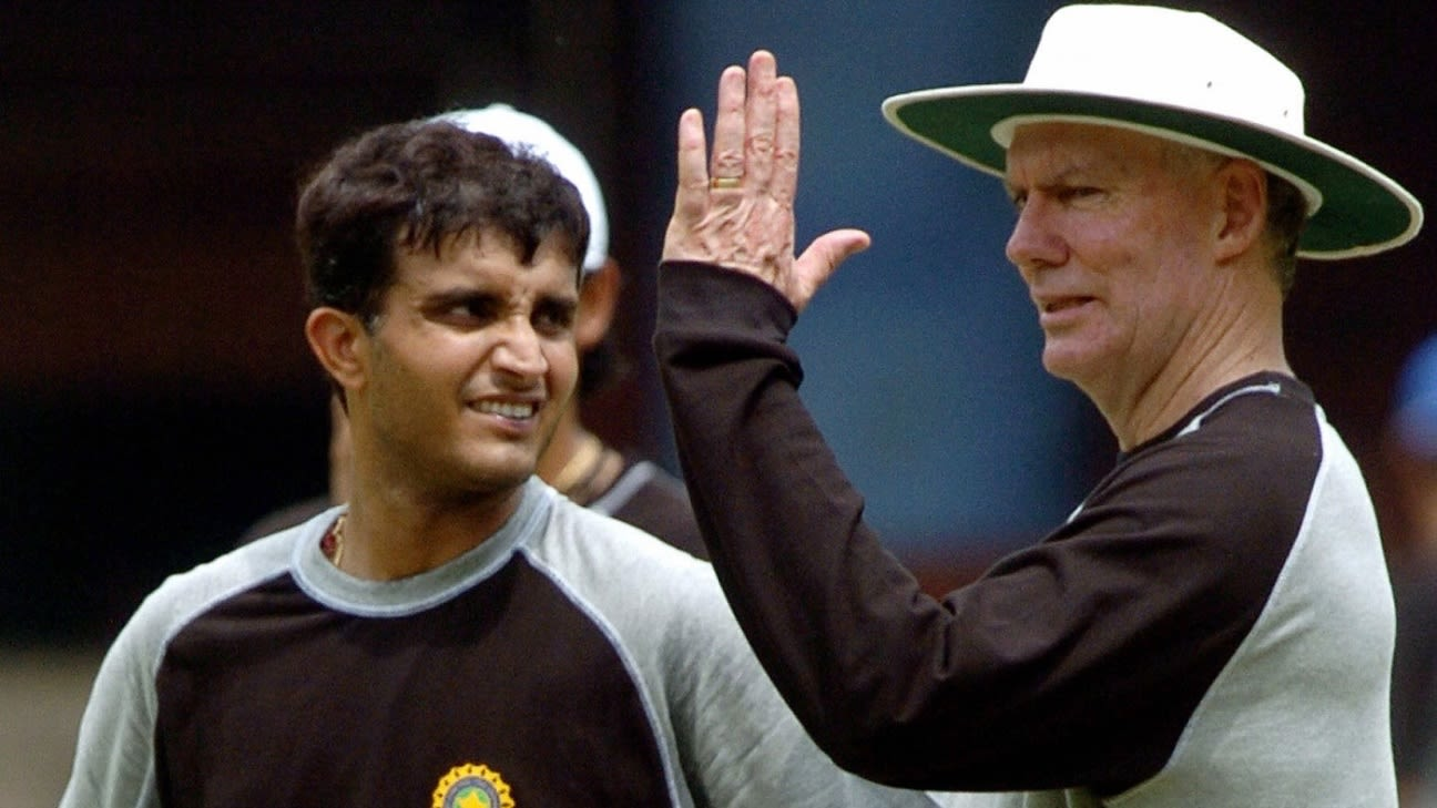 Was Greg Chappell really a terrible coach of India?
