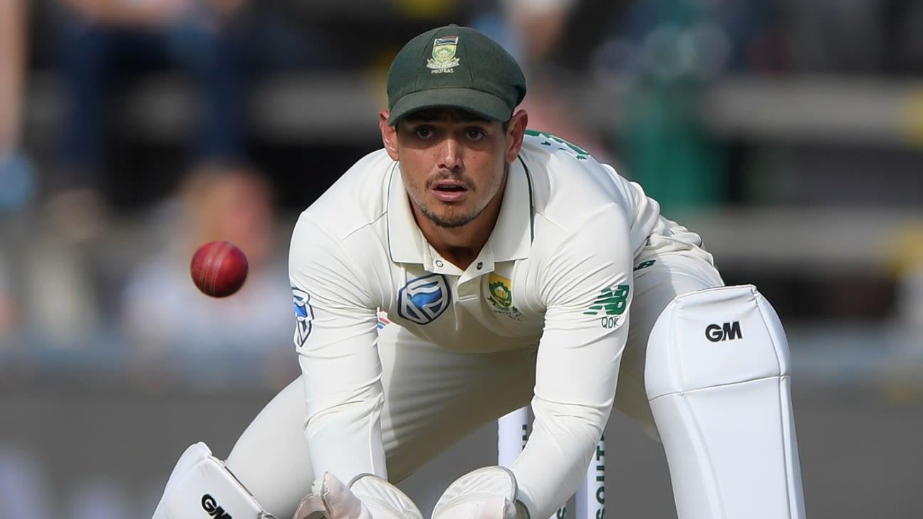 South Africa vs Sri Lanka 2020-21 – Quinton de Kock wants Test captaincy only as a short-term role