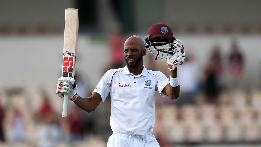 Roston Chase Getty Images