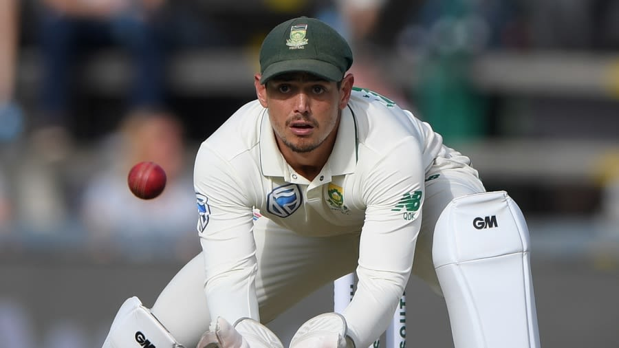 Quinton de Kock named South Africa Test captain for 2020-21 season