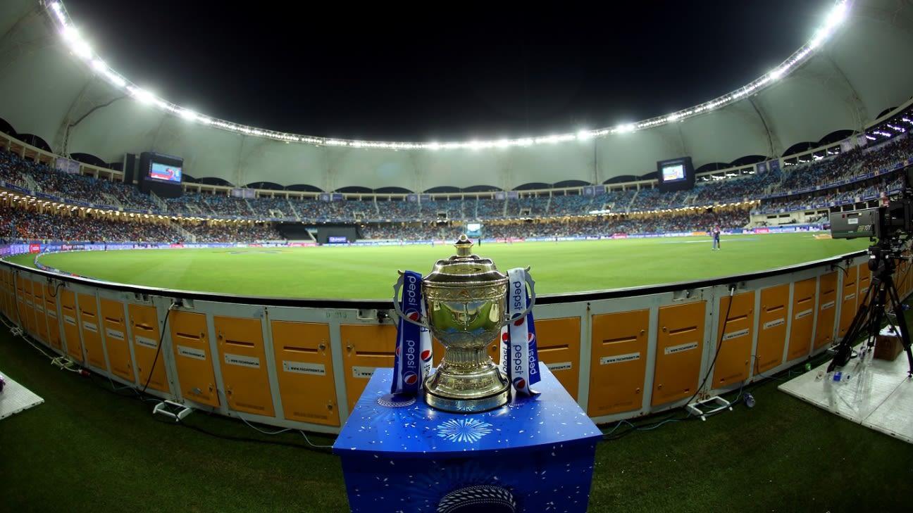 IPL 2020 to be held in the UAE
