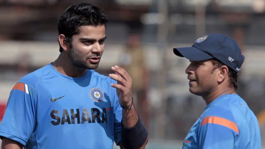 Virat Kohli credits Sachin Tendulkar for turnaround after dismal 2014  England tour