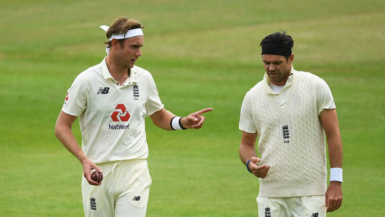James Anderson backs Stuart Broad to break England record as he claims  500th Test wicket