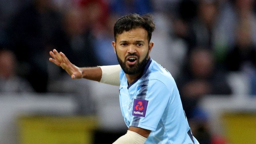 Azeem Rafiq has spoken out about racism at YorkshireGetty Images