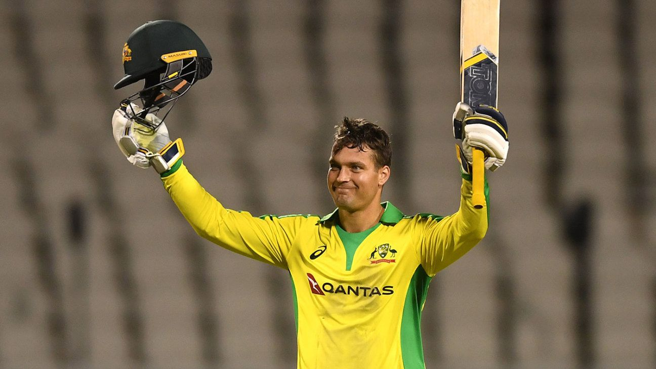 West Indies vs Australia, 1st ODI, 2021 - Alex Carey to captain Australia after Aaron Finch ruled out
