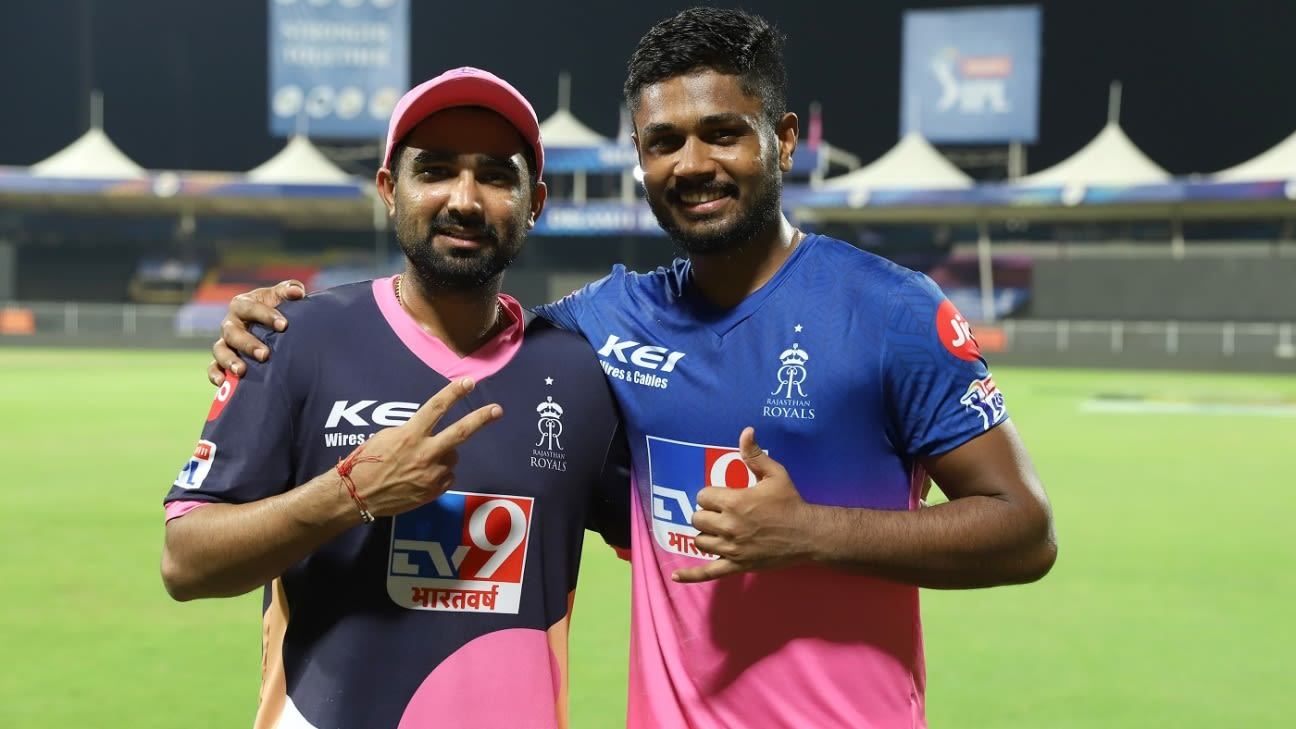 RR vs KXIP - IPL 2020 - A roller-coaster day in the life of Rahul Tewatia