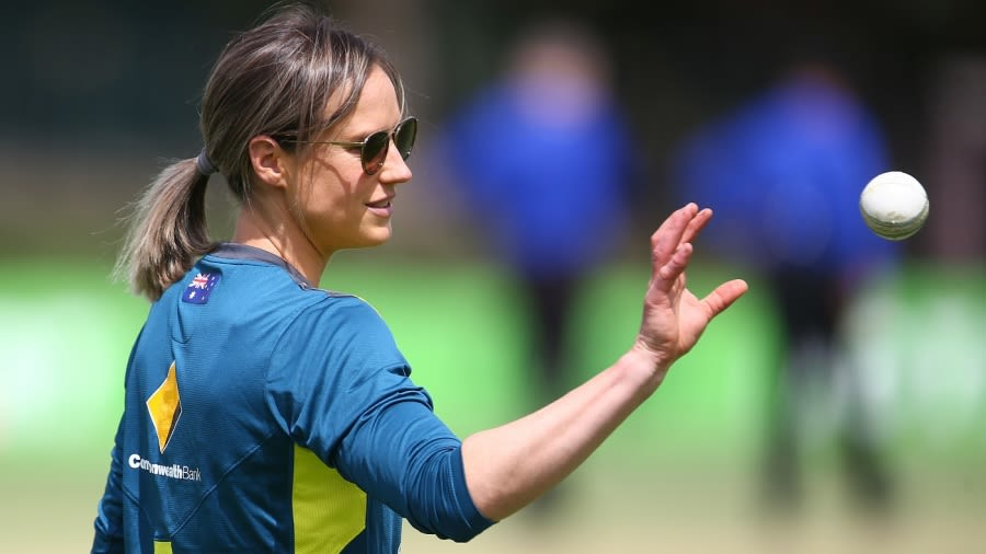 Ellyse Perry was due to play for Birmingham Phoenix in the inaugural season of the Women's Hundred Getty Images
