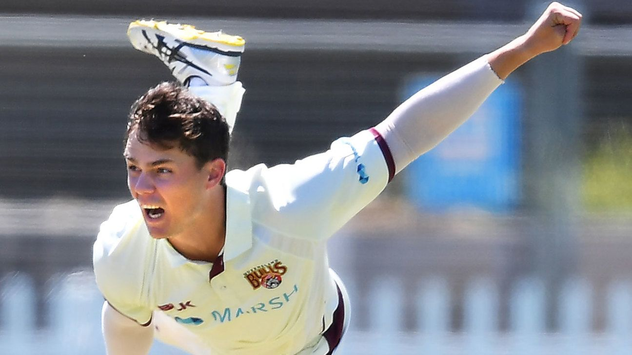 Mitchell Swepson set to miss the rest of season with stress fracture in his neck - ESPNcricinfo