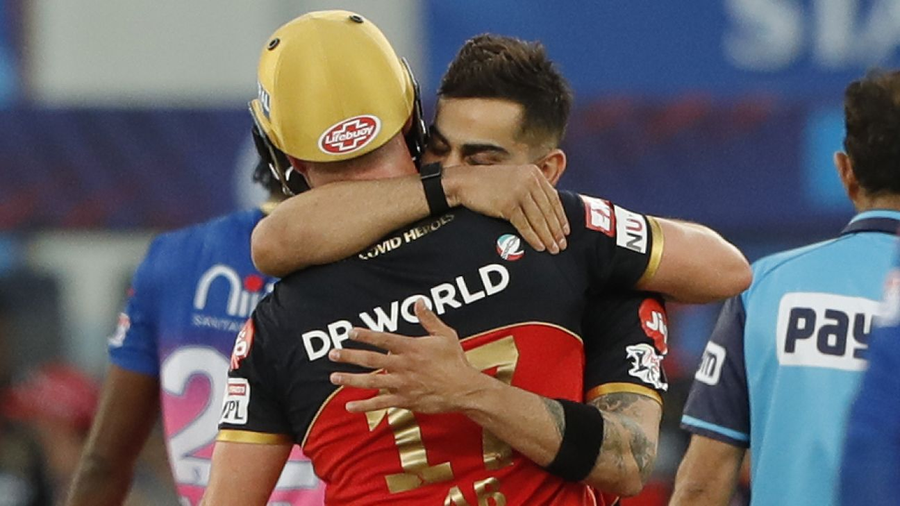 Inconsistent Rajasthan Royals look to break Royal Challengers Bangalore's unbeaten run