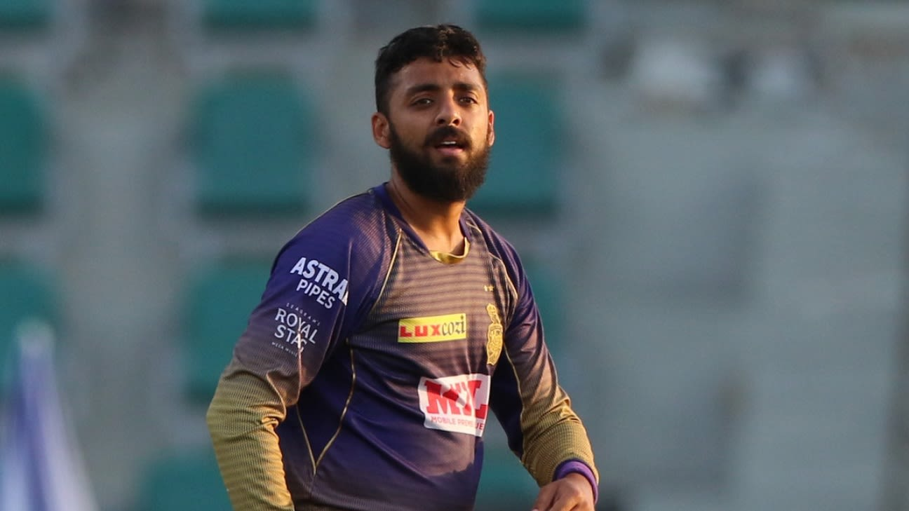 India vs England - T20I series - Varun Chakravarthy set to miss England  T20Is after failing fitness tests
