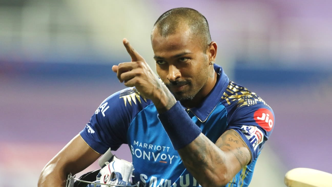 If you're a death bowler, Hardik Pandya is coming for you BCCI