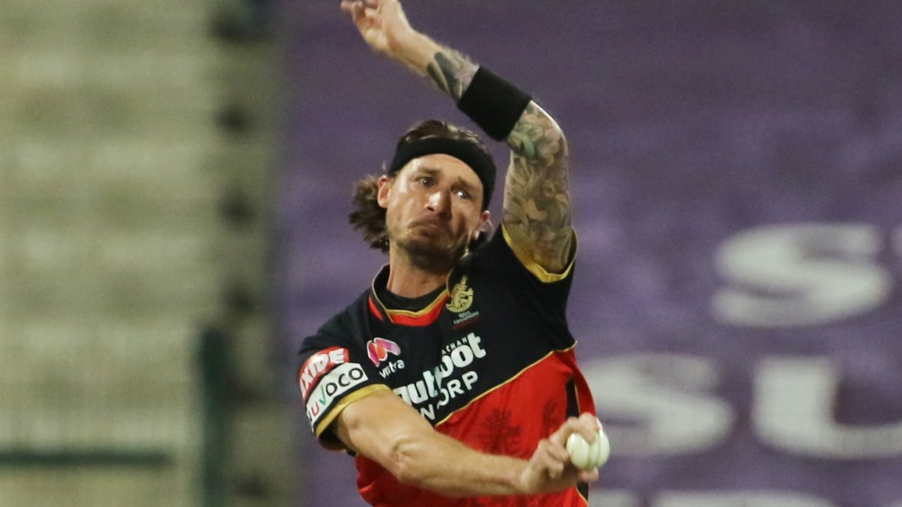 South Africa fast bowler Dale Steyn announced himself unavailable for IPL 2021