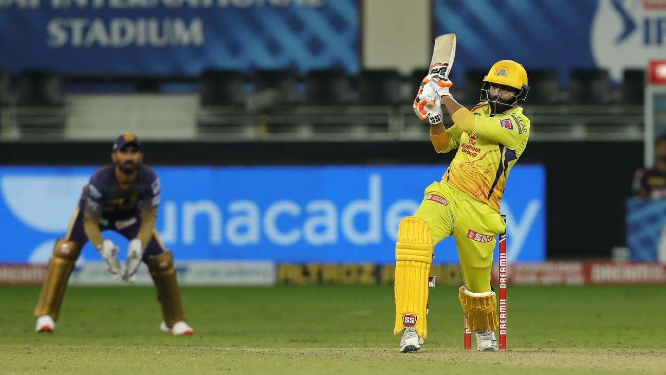 Super Kings beat KKR Super Kings won by 6 wickets - KKR vs Super Kings,  IPL, 49th Match Match Summary, Report | ESPNcricinfo.com