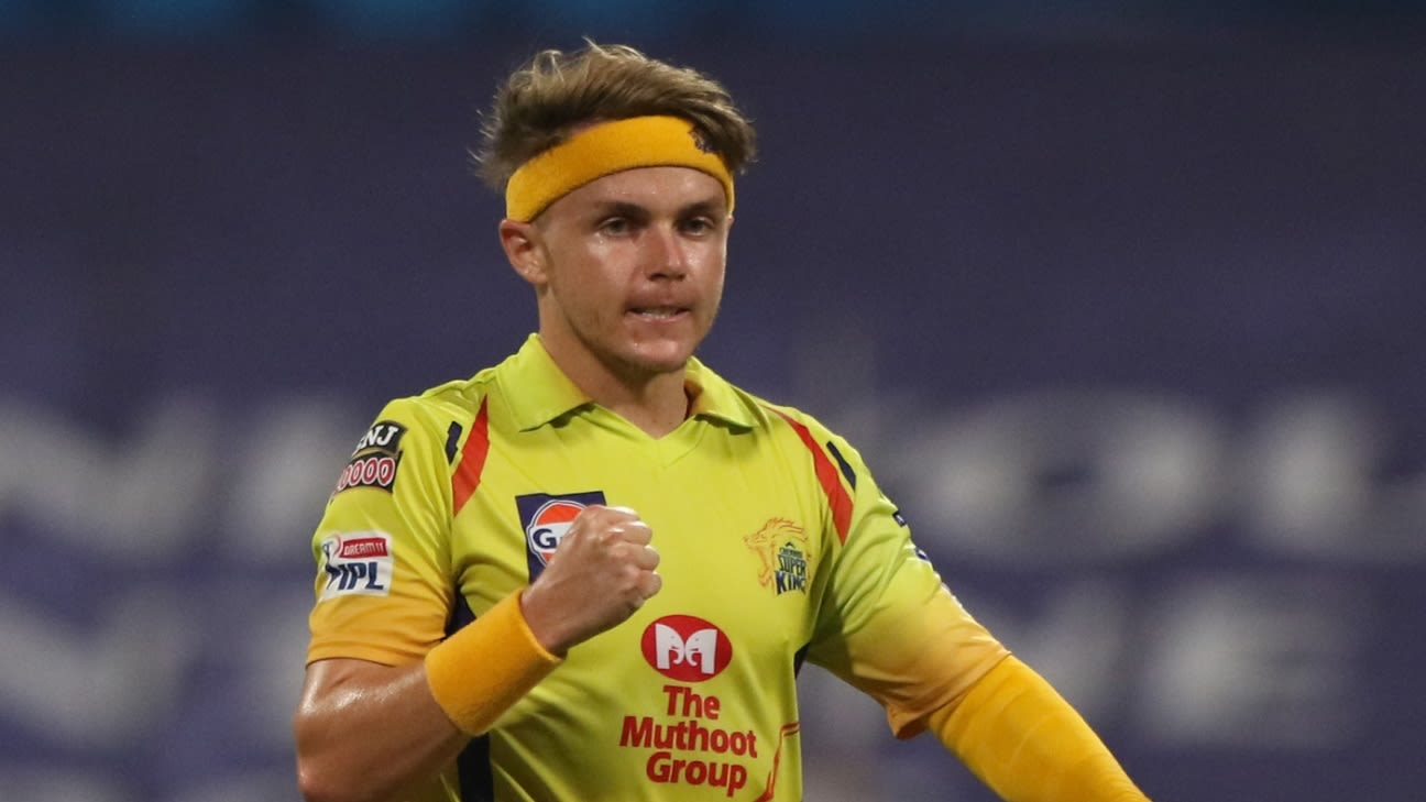 IPL 2020 - Stress of bio-secure bubbles - CSK's Sam Curran expects players  to 'pull out at different stages'
