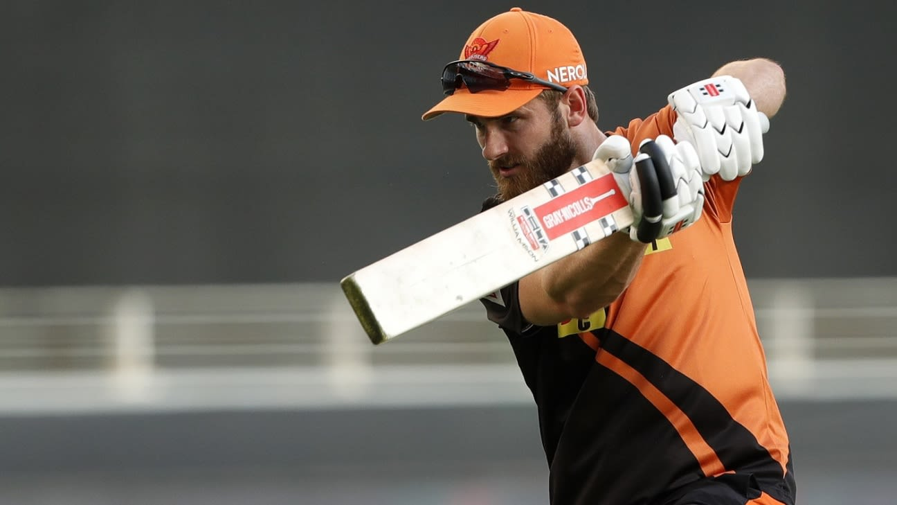 Punjab Kings bat with three changes, Sunrisers boosted by Williamson and Jadhav