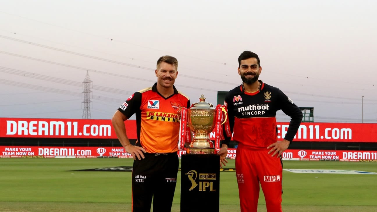 RCB seek to keep winning momentum going against Sunrisers Hyderabad