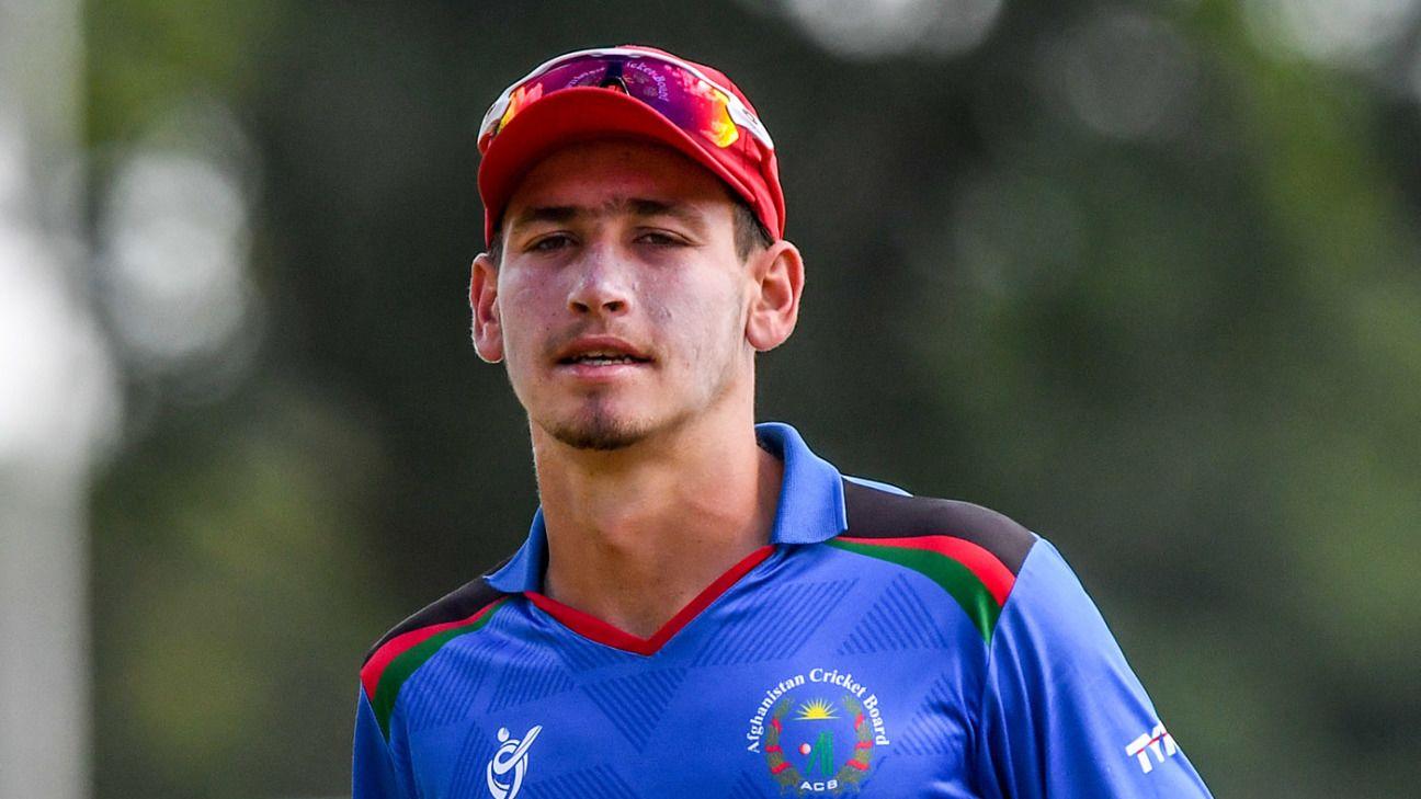 Noor Ahmad - 'I'm feeling like the luckiest cricketer in the world'