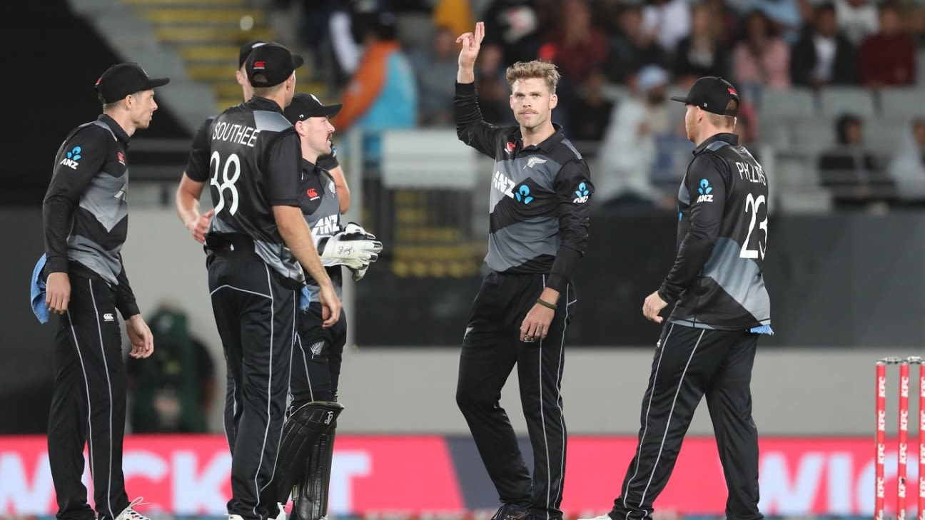New Zealand  Pacer Bowler Lockie Ferguson out for six weeks due to stress fracture to his back