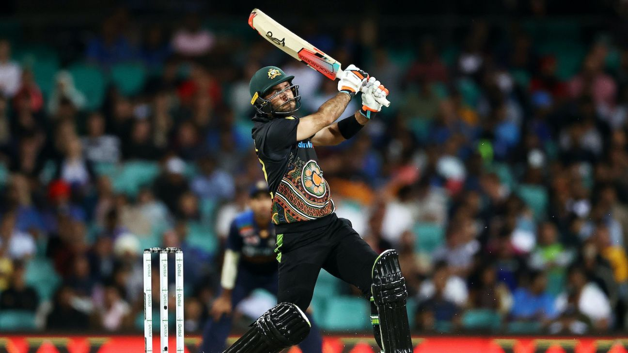 'X-factor' Glenn Maxwell 'fits what we require in the middle order' - Mike Hesson - ESPNcricinfo