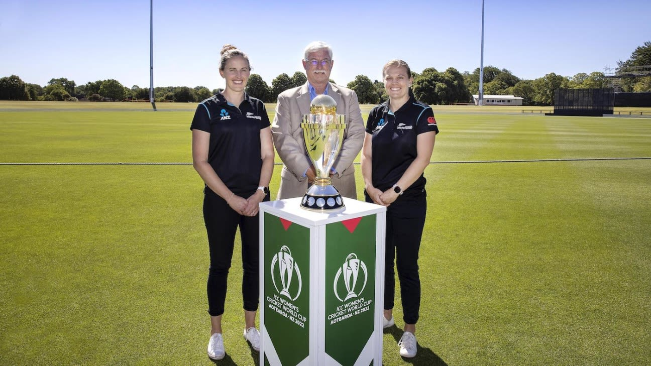 Hosts New Zealand to kick off 2022 Women's ODI World Cup on March 4 to 3 April