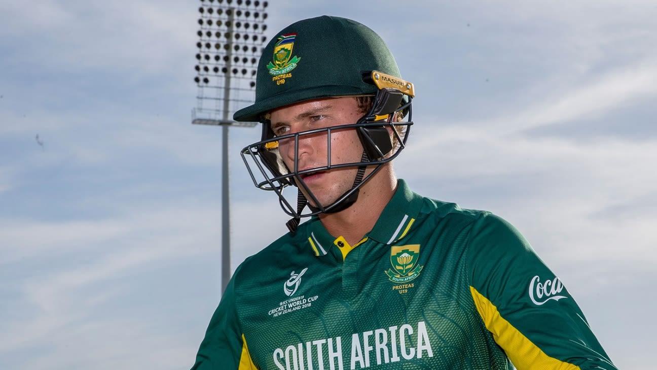 South Africa vs Sri Lanka 2020: Top-order batsman Raynard van Tonder and fast bowler Lutho Sipamla earn maiden Test call-ups for Sri Lanka series Covid 19