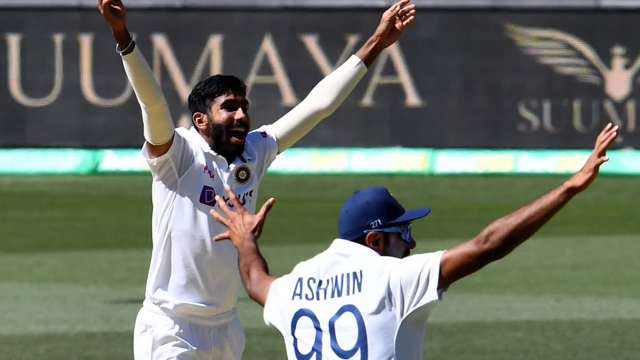 Australia vs India - 1st Test 2020-21 Adelaide pink ball Bumrah Ashwin and an Indian bowling attack for the ages