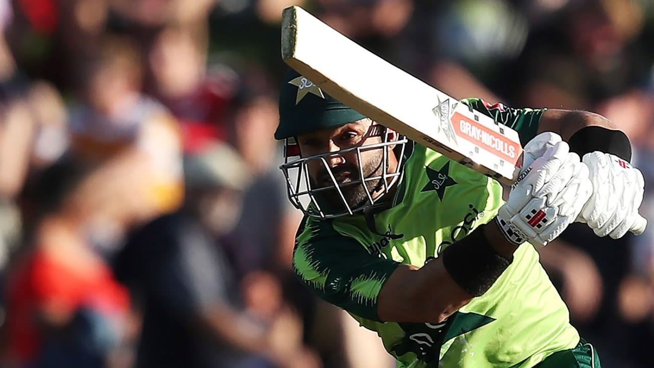 Mohammad Rizwan: From being an outlier to Pakistan's main man - ESPNcricinfo