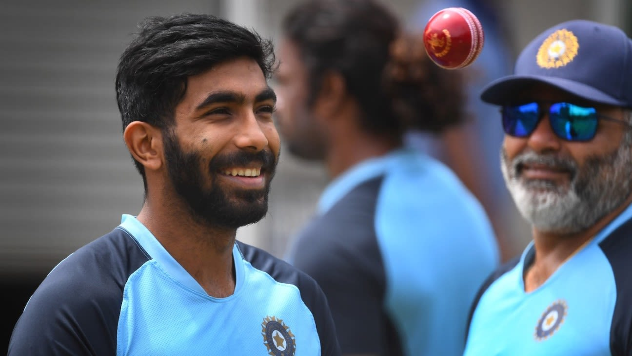 B Arun: 'Fearlessness is the guiding principle of this Indian team' - ESPNcricinfo
