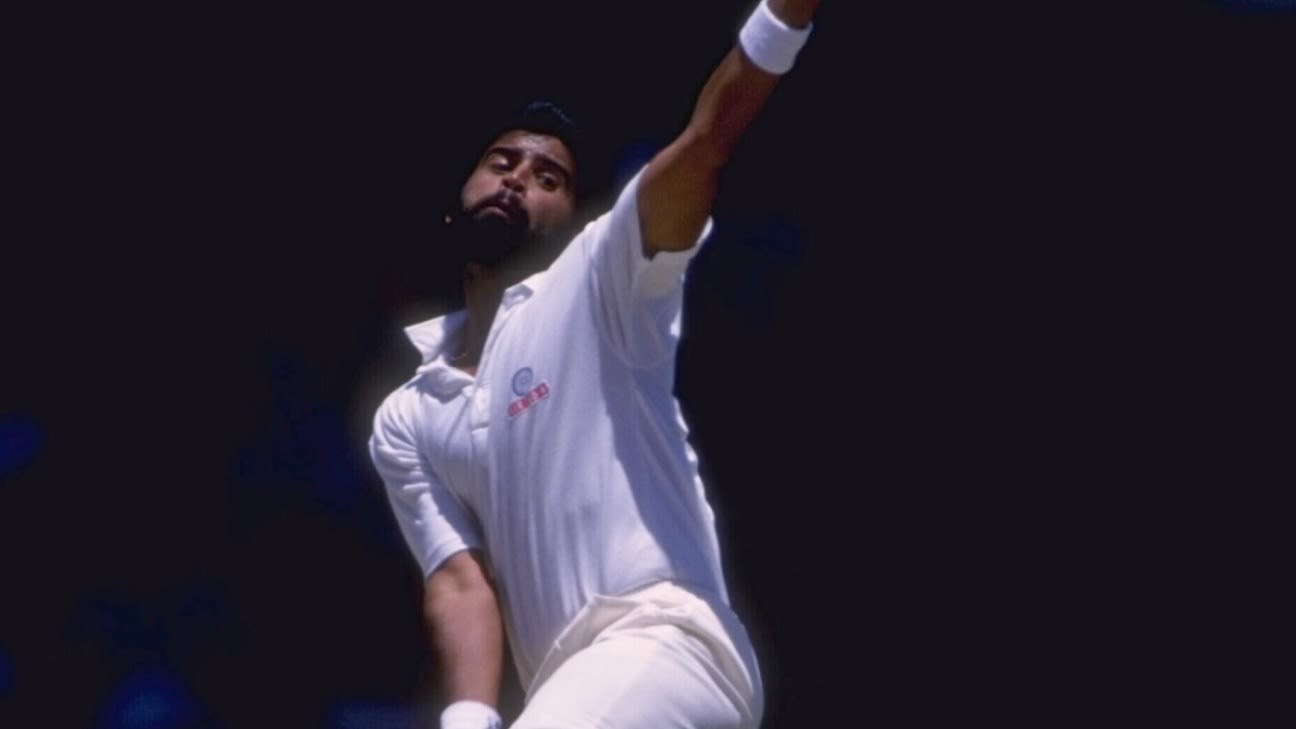 Former Indian fast bowler Chetan Sharma, Abey Kuruvilla, Debasis Mohanty three new men appointed to India's selection panel