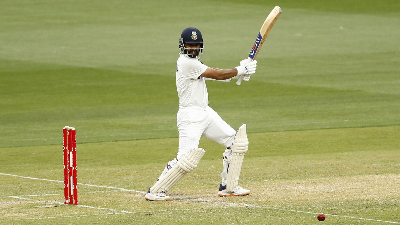 India vs Australia 2020-21:  2nd Test Day 3 Live Score Update MCG, Rahane, Jadeja look to extend India's lead