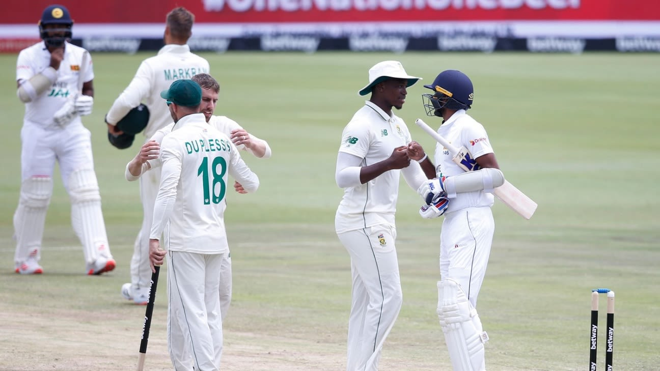 South Africa savour victory over Sri Lanka like one of their best - ESPNcricinfo