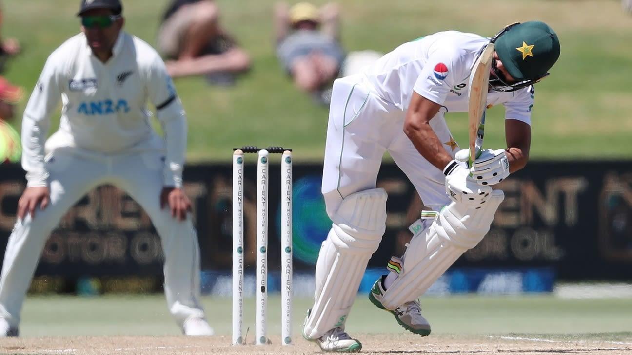 Latest Match Report – New Zealand vs Pakistan 1st Test 2020 at Mount Maunganui