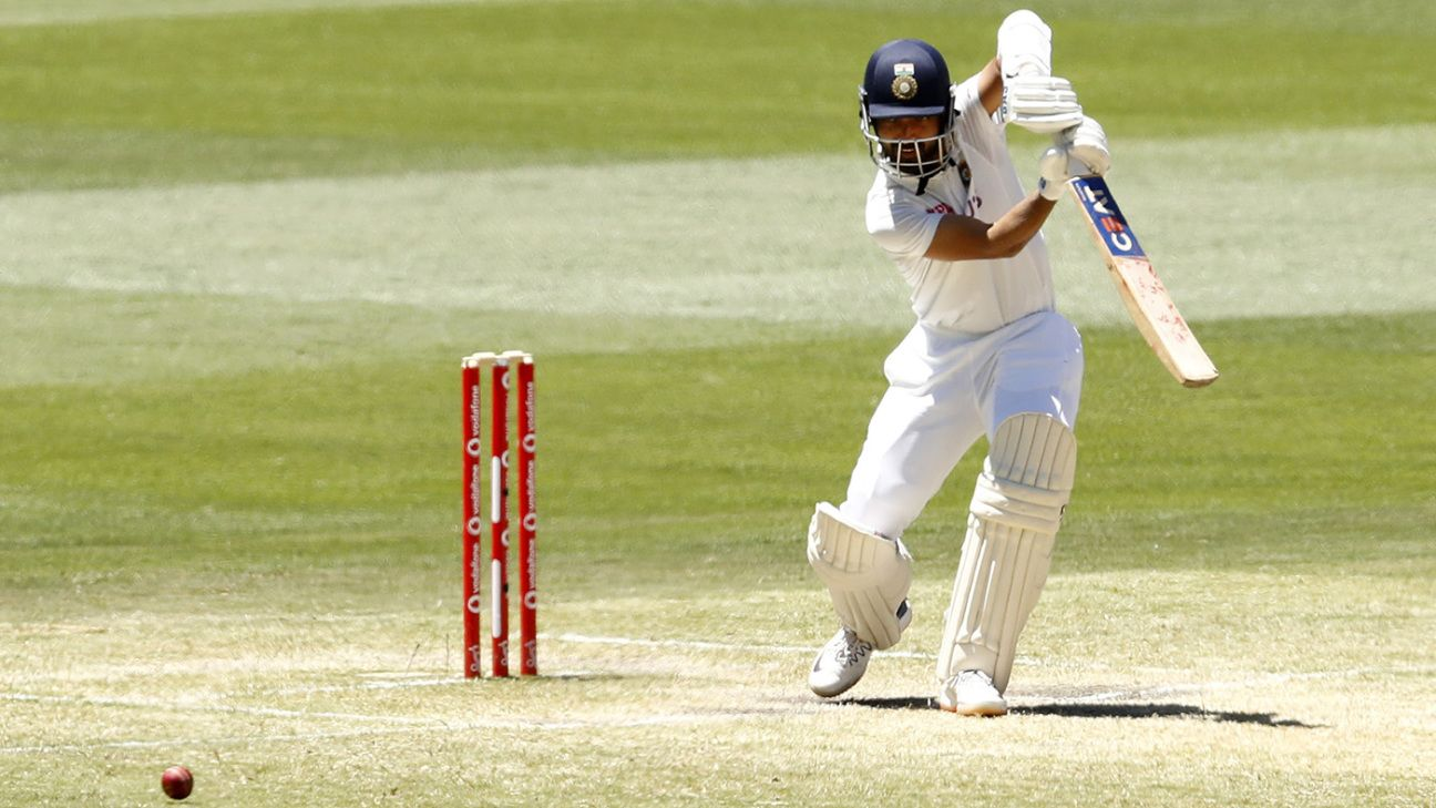 """Latest Match Update – Australia vs India 2020-21 '3rd Test Day 3rd """"India All-Out 244"""" 'Day 3 Stump AUS 103/2, S Smith and M Labuschagne on the crease"""
