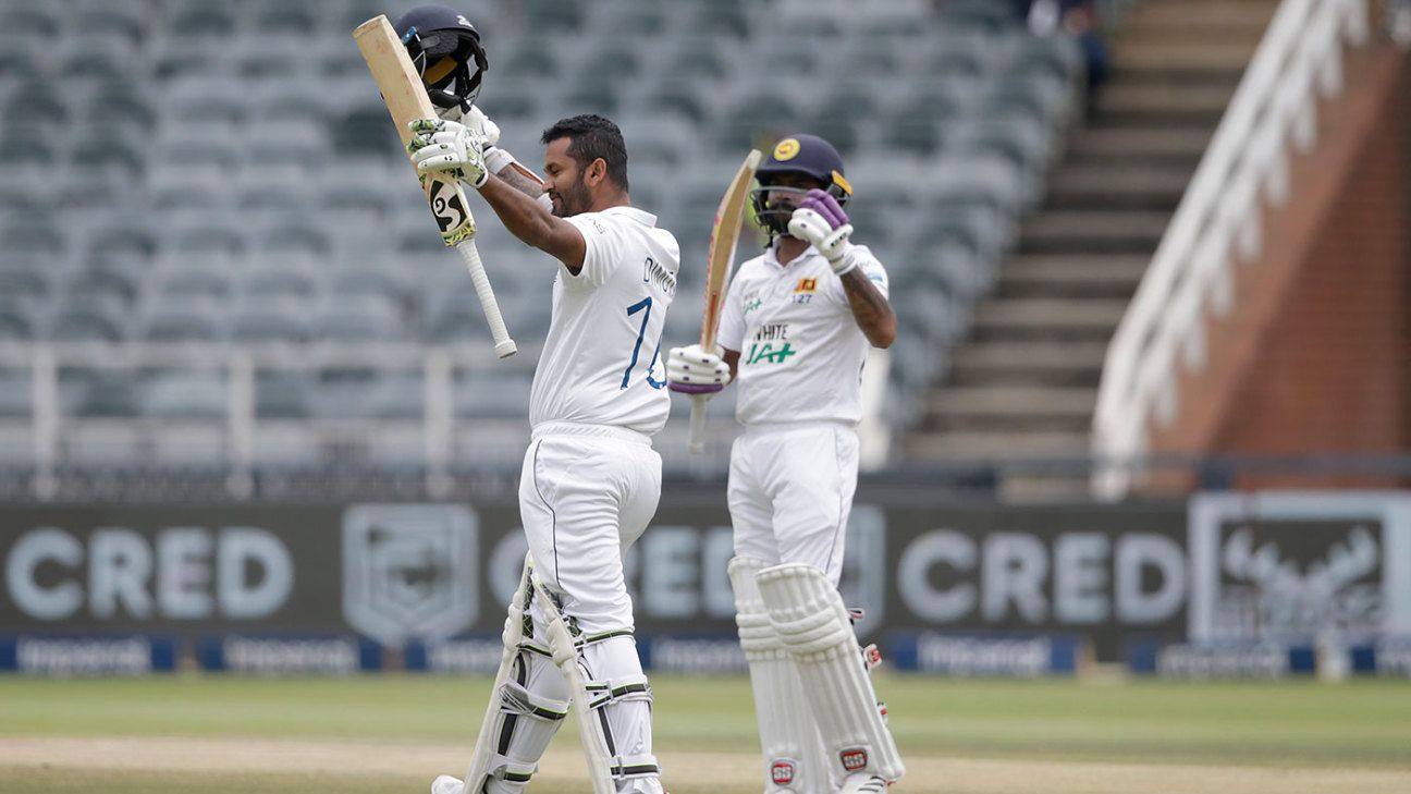 Latest Match Update – Sri Lanka vs South Africa 2nd Test 2021 'Sri Lanka lose the last six wickets for 35 runs