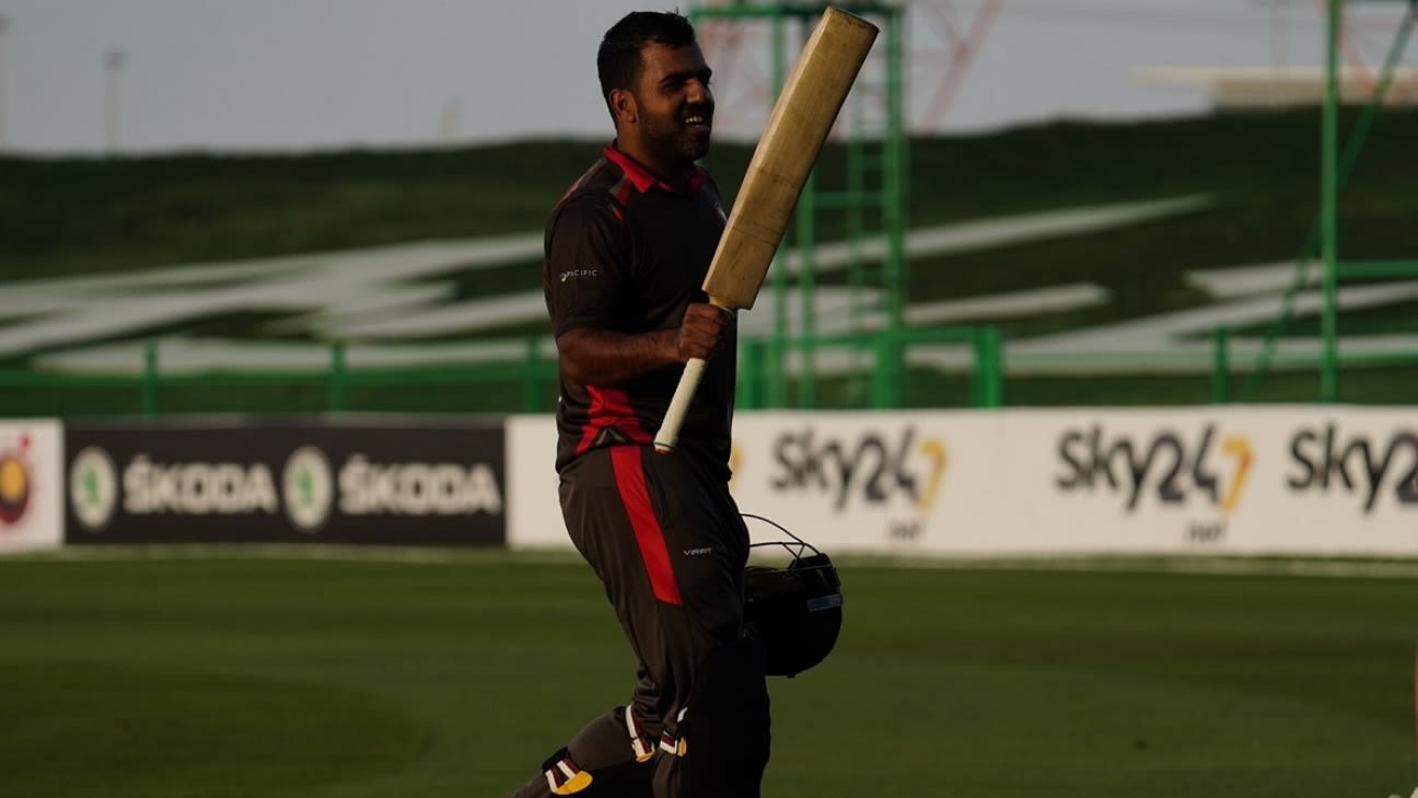 UAE-Ireland ODI to go ahead on Monday after approval from health authorities