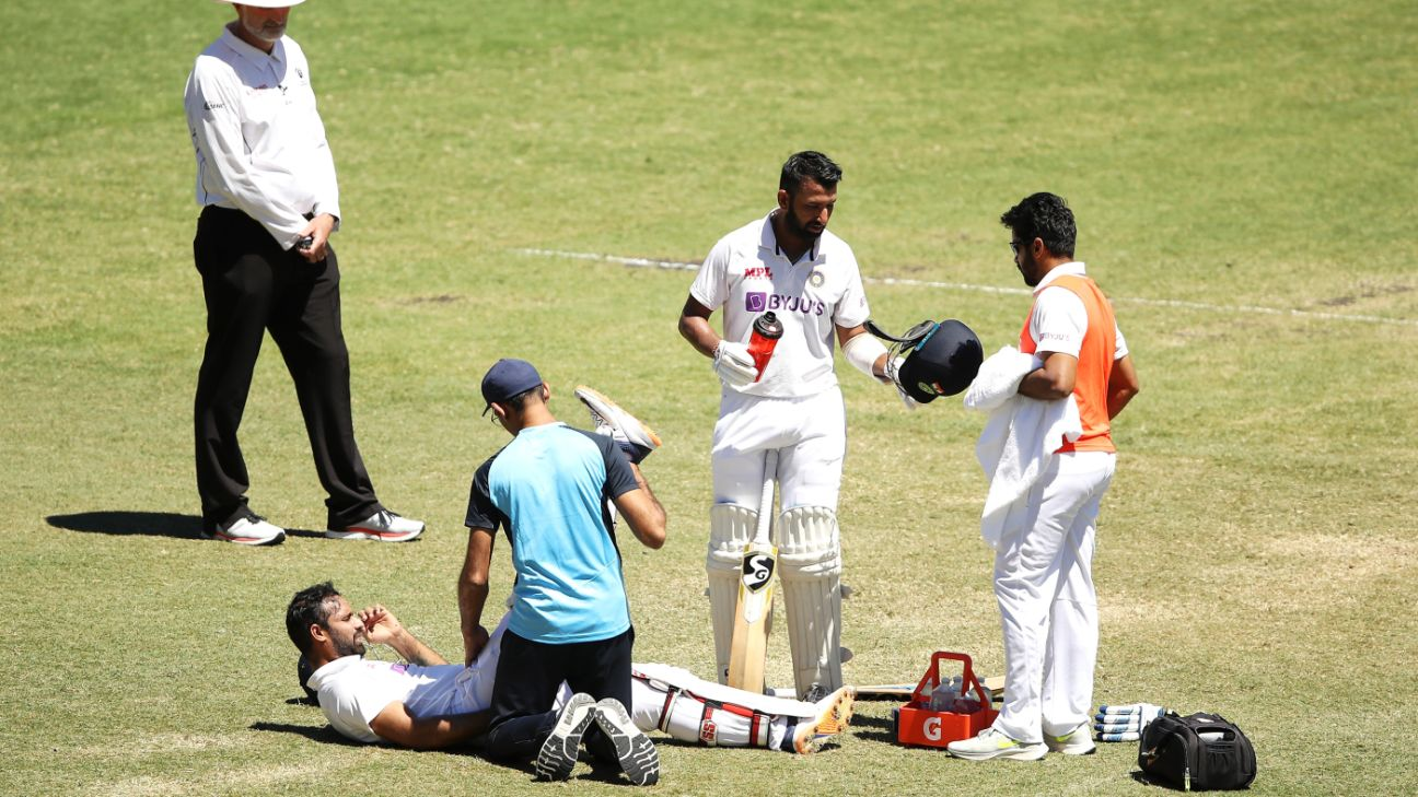Bruised and abused, Indians make their own luck at the SCG